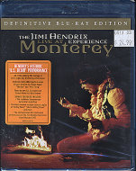 The Jimi Hendrix Experience: Live At Monterey Blu-Ray