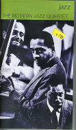 The Modern Jazz Quartet VHS