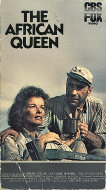The African Queen VHS