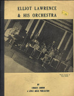 Elliot Lawrence and His Orchestra Book
