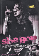 Shebop: The Definitive History of Women in Popular Music Book