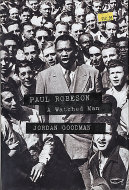 Paul Robeson: A Watched Man Book