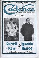 Cadence Vol. 32 No. 2 Magazine