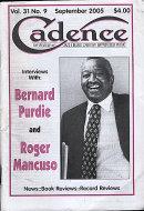 Cadence Vol. 31 No. 9 Magazine