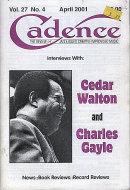 Cadence Vol. 27 No. 4 Magazine