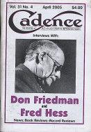 Cadence Vol. 31 No. 4 Magazine