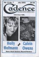 Cadence Vol. 31 No. 7 Magazine
