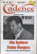 Cadence Vol. 26 No. 7 Magazine