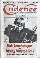 Cadence Vol. 27 No. 3 Magazine