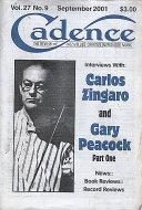 Cadence Vol. 27 No. 9 Magazine