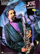 Joe Lovano: Artist Transcriptions Saxophone Book