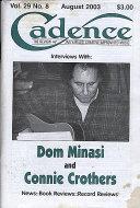 Cadence Vol. 29 No.8 Magazine
