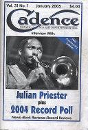 Cadence Vol. 31 No. 1 Magazine