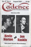 Cadence Vol. 27 No. 8 Magazine