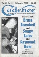 Cadence Vol. 29 No. 2 Magazine