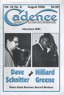 Cadence Vol. 32 No. 8 Magazine