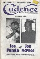 Cadence Vol. 26 No. 11 Magazine