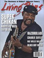 Living Blues Issue 241 Vol. 47 No. 1 Magazine