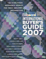 BillBoard International Buyer's Guide 48th Edition Magazine