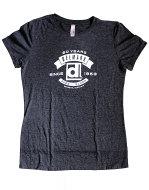 Delmark Jazz and Blues Women's Vintage T-Shirt