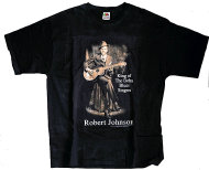 Robert Johnson Men's Vintage T-Shirt
