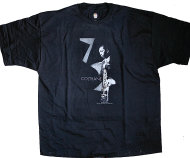 John Coltrane Men's Vintage T-Shirt