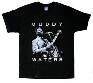 Muddy Waters Men's Vintage T-Shirt