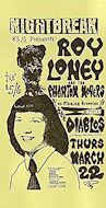 Ron Loney and the Phantom Movers Handbill