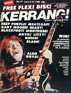 Kerrang! Issue 17 Magazine