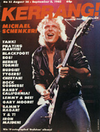 Kerrang! Issue 23 Magazine