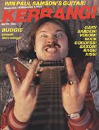 Kerrang! Issue 29 Magazine