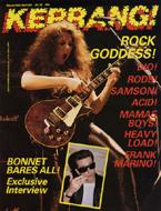 Kerrang! Issue 38 Magazine