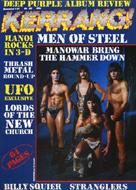 Kerrang! Issue 80 Magazine