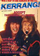 Kerrang! Issue 117 Magazine