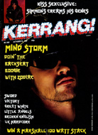 Kerrang! Issue 160 Magazine