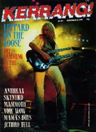Kerrang! Issue 162 Magazine