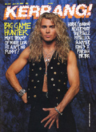 Kerrang! Issue 244 Magazine