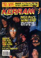 Kerrang! Issue 247 Magazine