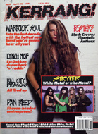 Kerrang! Issue 284 Magazine