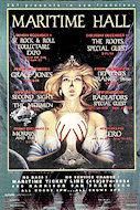 Grace Jones Handbill