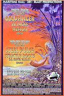 Goldfinger Handbill