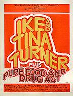 Ike & Tina Turner Poster