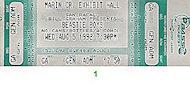 Beastie Boys Vintage Ticket
