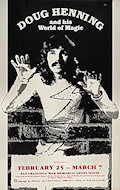 Doug Henning Poster
