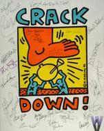 Crack Down Benefit Pelon