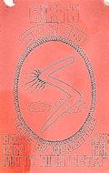 Birth Shrew Handbill