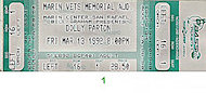 Dolly Parton Vintage Ticket