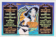 The Dirtbombs Handbill