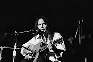 Neil Young Fine Art Print