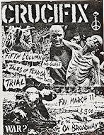 Crucifix Handbill